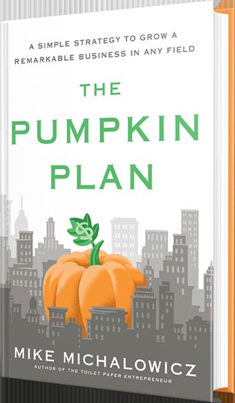Pumpking Plan Book Cover
