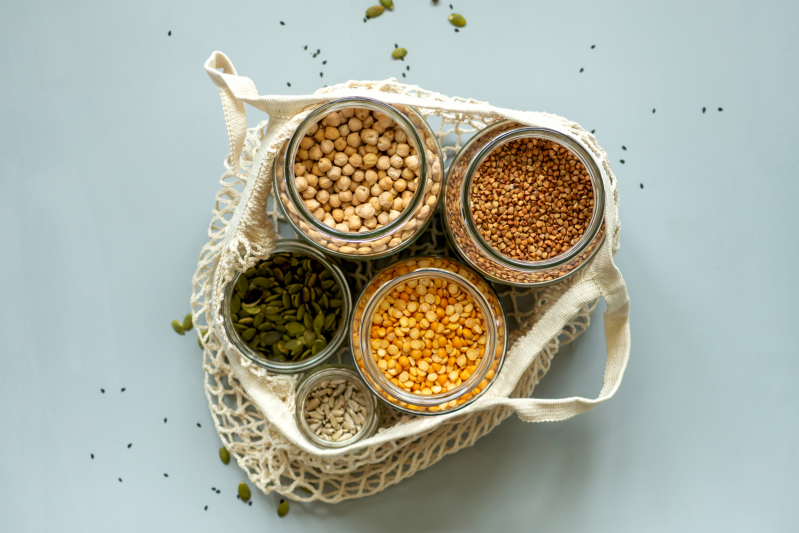 Stocking your pantry with these essential items will not only save you the headache of missing an ingredient for a recipe, but also ensure optimal nutrition no matter the season!