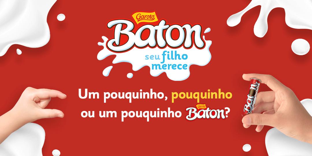 Pouquinho Baton