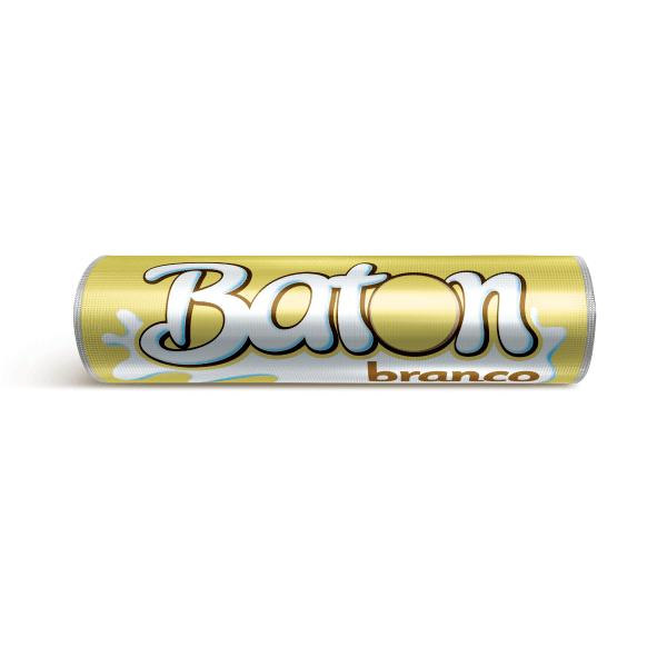 Chocolate GAROTO BATON Branco 16g