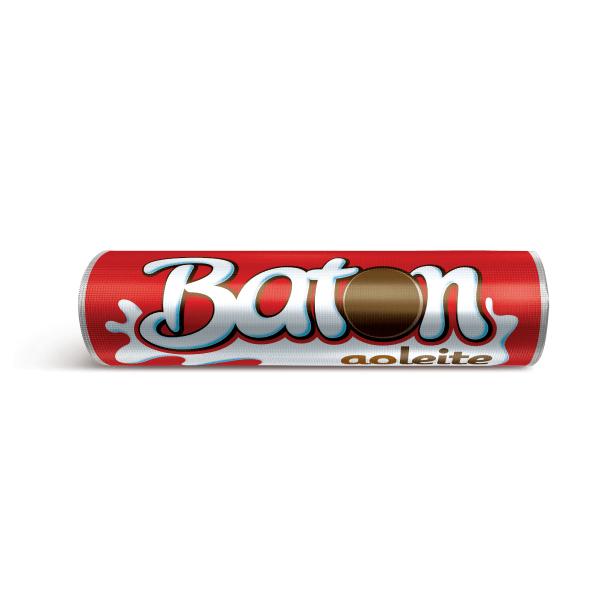 Chocolate GAROTO BATON ao Leite 16g