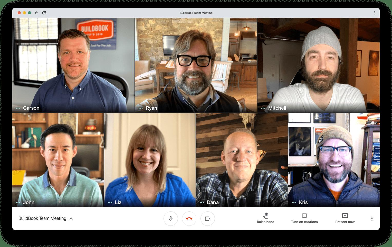 The BuildBook team
