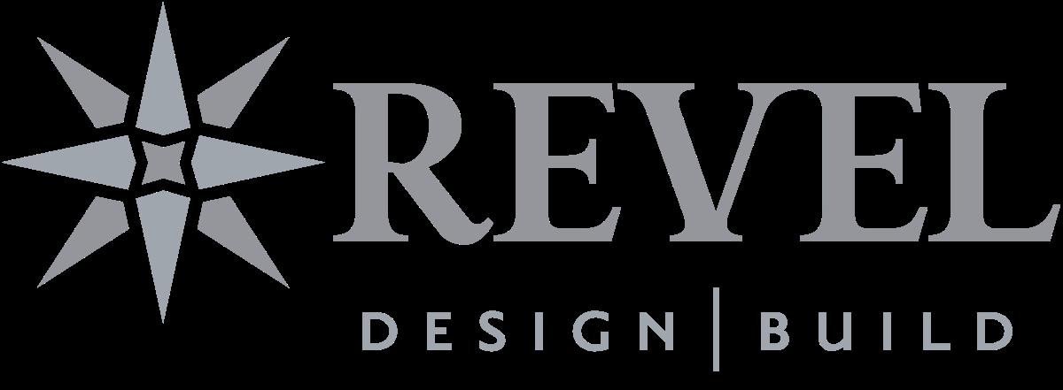 Revel design build logo