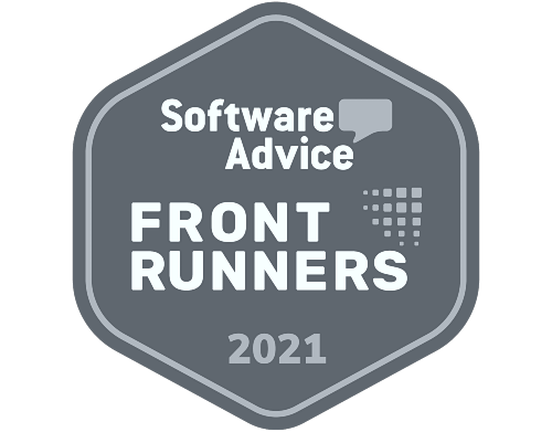 BuildBook is a 2021 Software Advice Front Runner