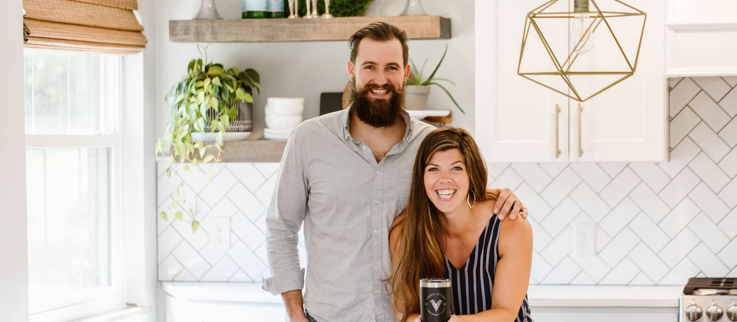 Colin and Christina Beck, Vero Home