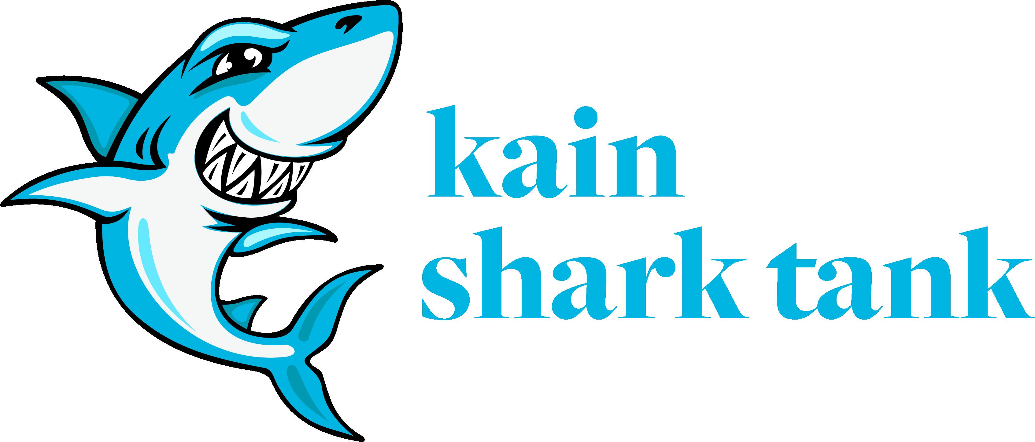 Kain Shark Tank Logo