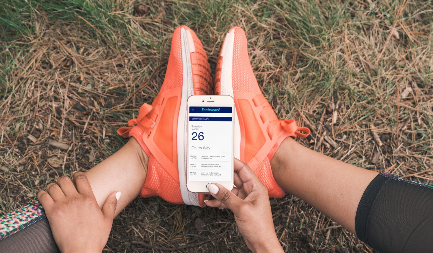 Narvar Customer Stories - Order Notifications - Footwear