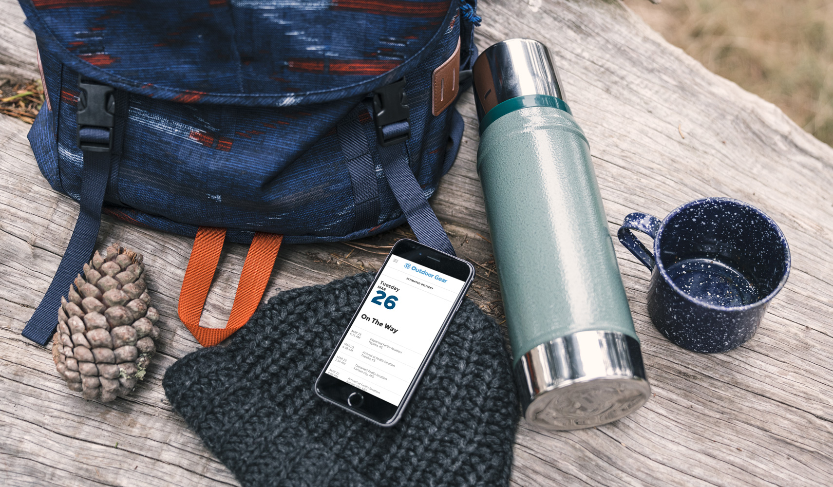 Narvar Customer Stories - Delivery Notifications - Outdoor-Gear