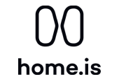 Home.is Logo