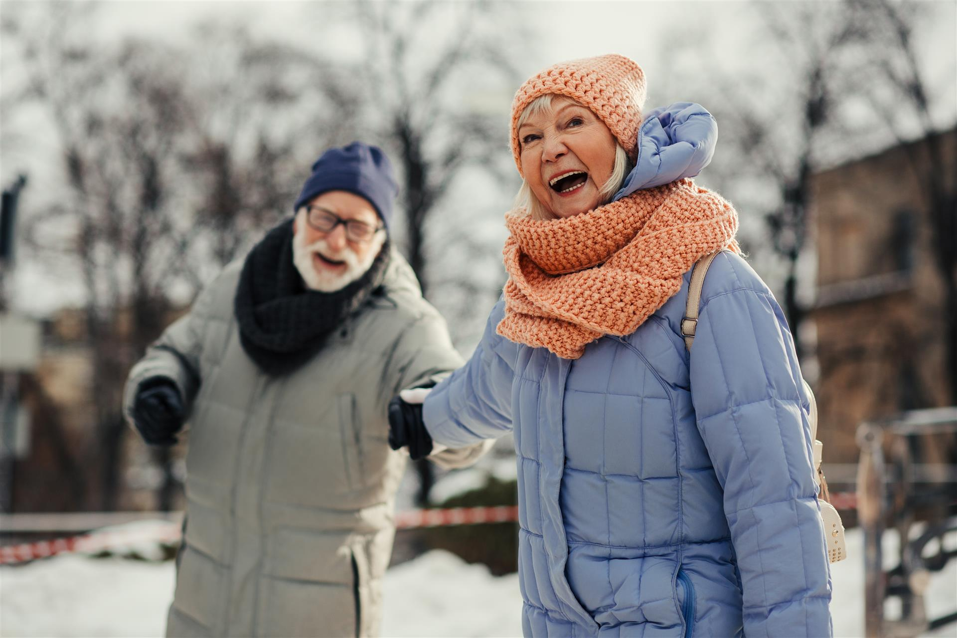 4 Tips for Weathering the Winter for Seniors