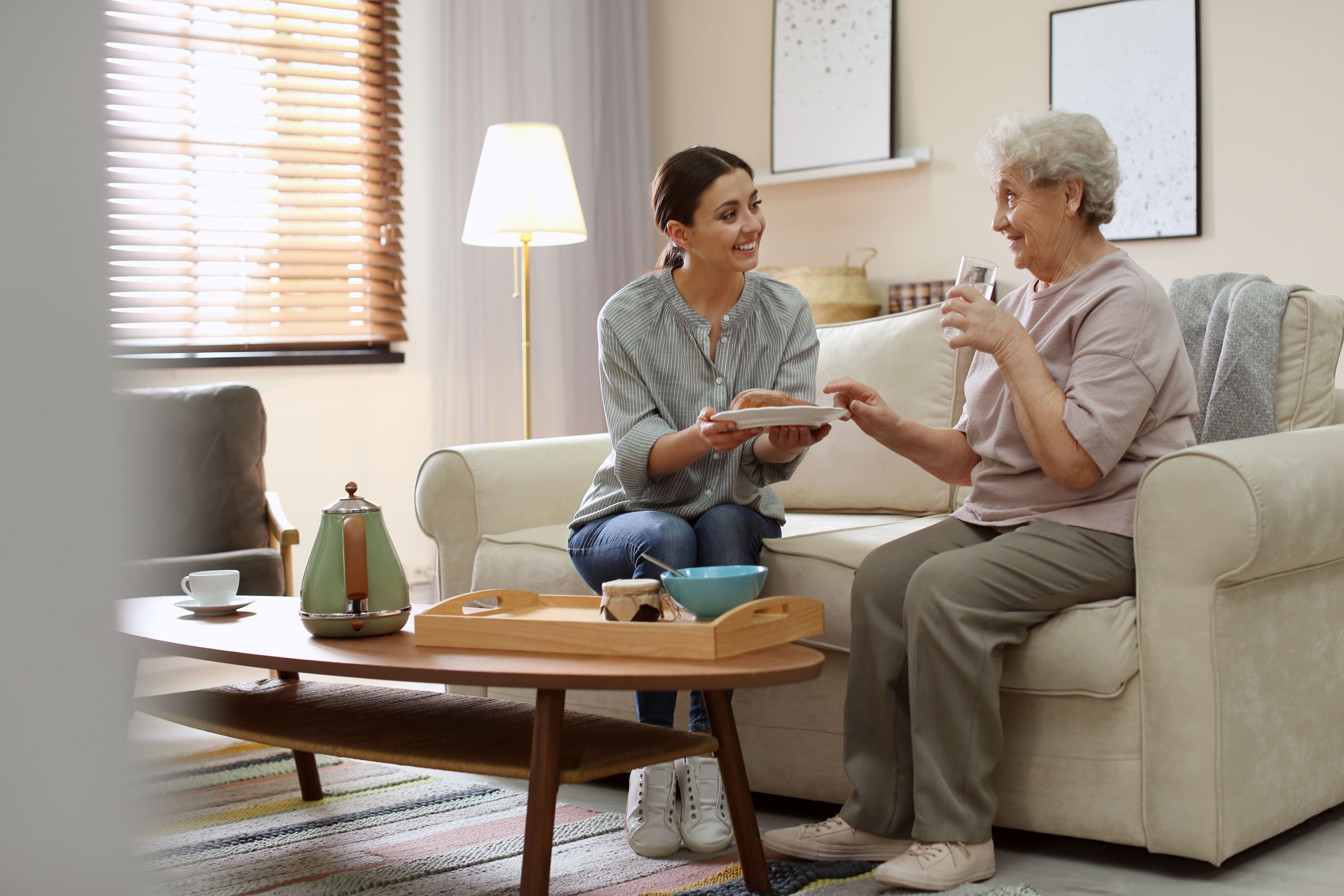 What Are Assisted Living Community Amenities?