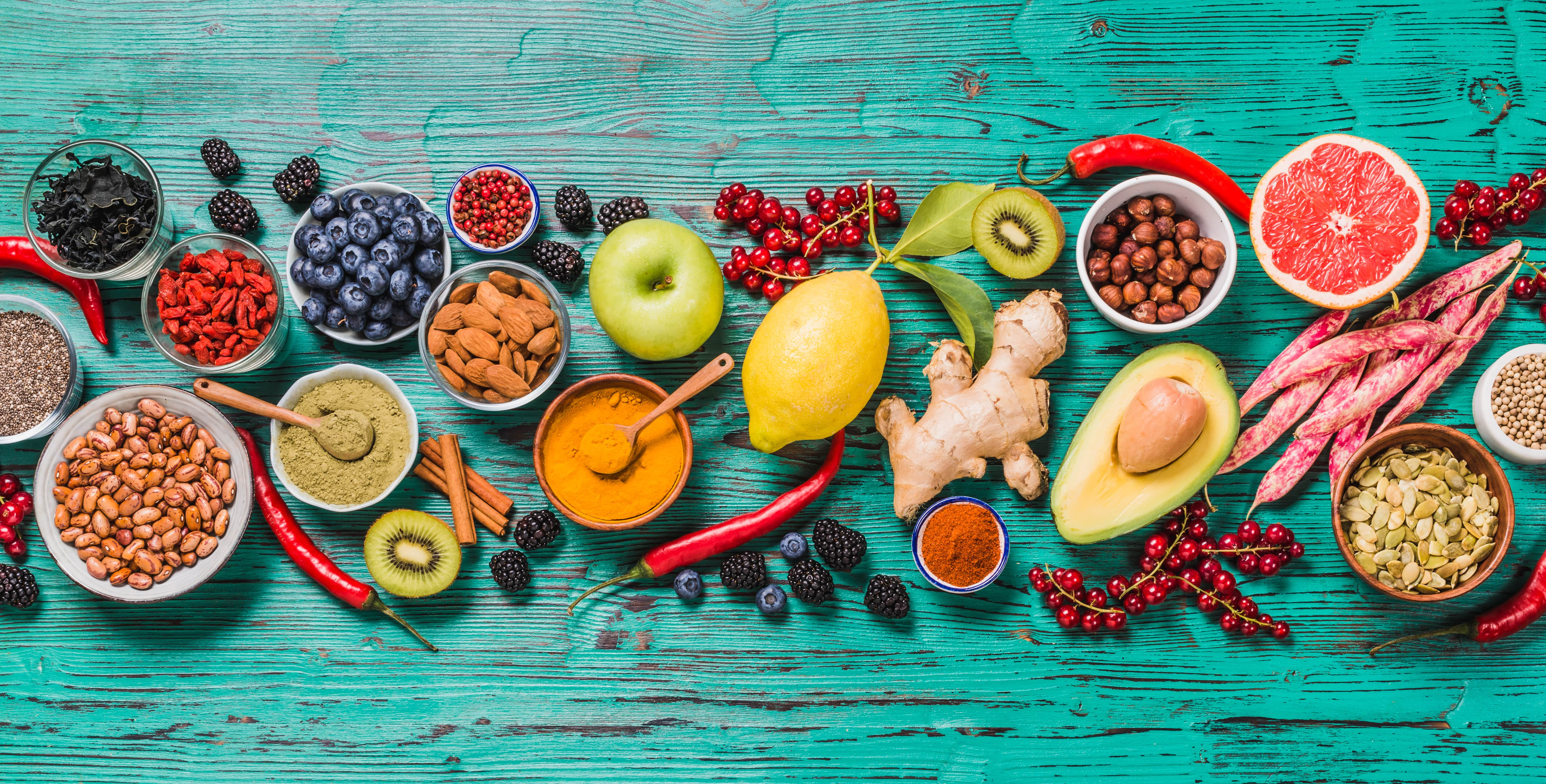 6 Superfoods That Can Help Improve Your Health