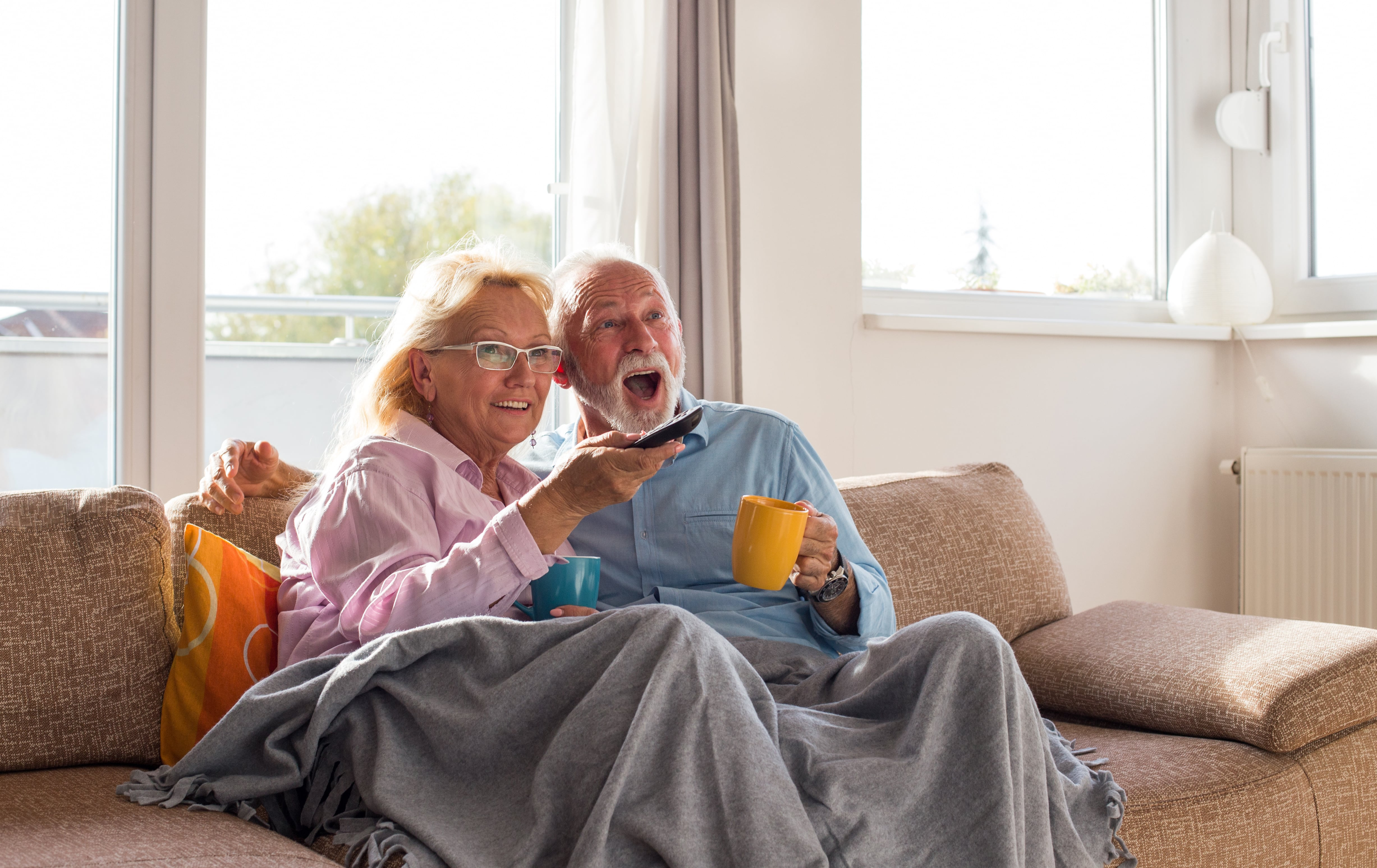 12 New Shows and Movies for Seniors to Try