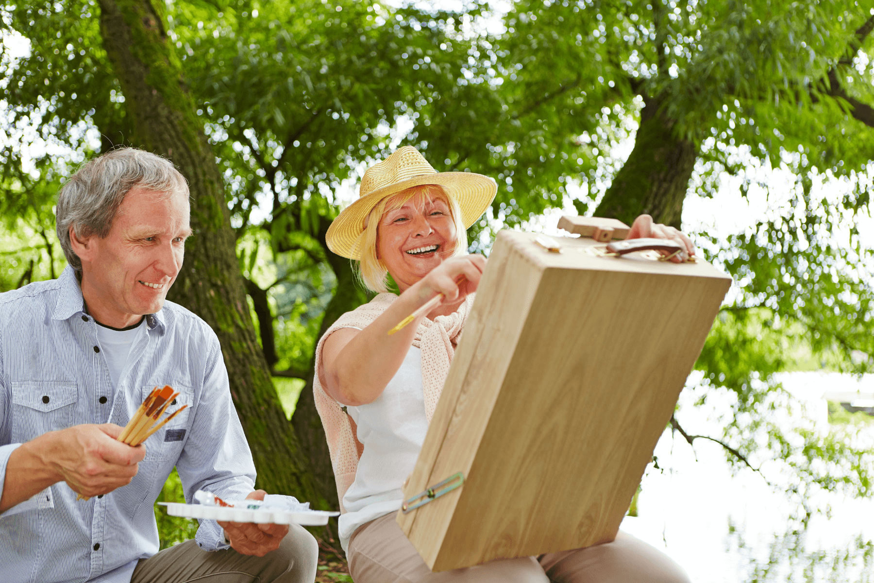 6 Creative Projects Seniors Can Do in a Day