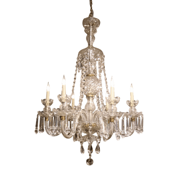 Regency style branch Chandelier