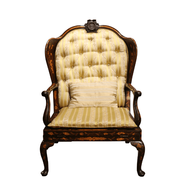 19th Century Dutch Arm Chair
