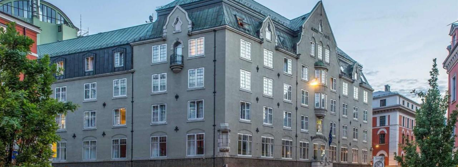 Hotell Bondeheimen fasade