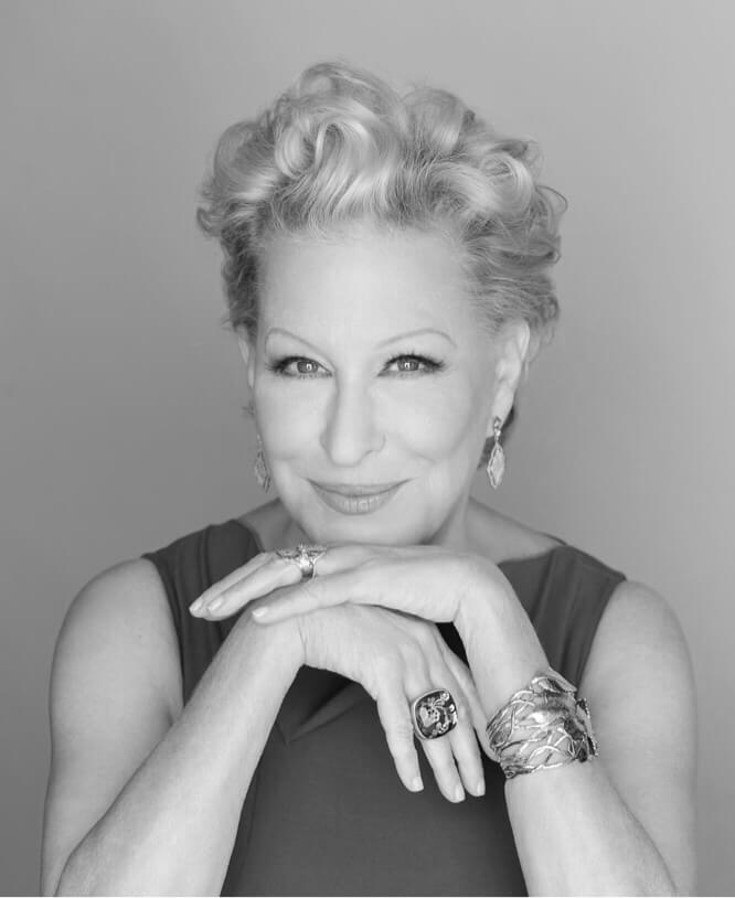 Bette Midler And NYRP