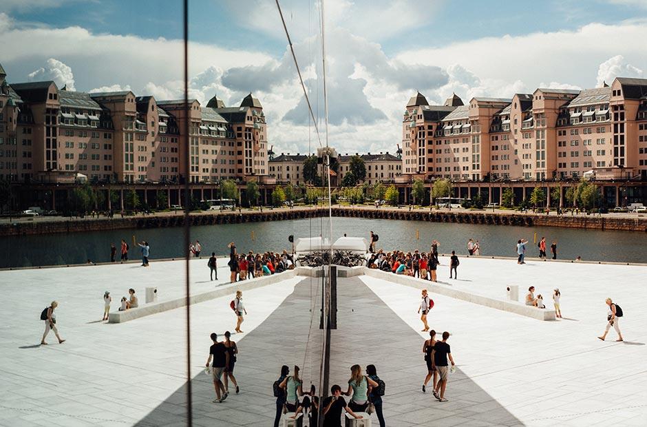 Oslo sommer