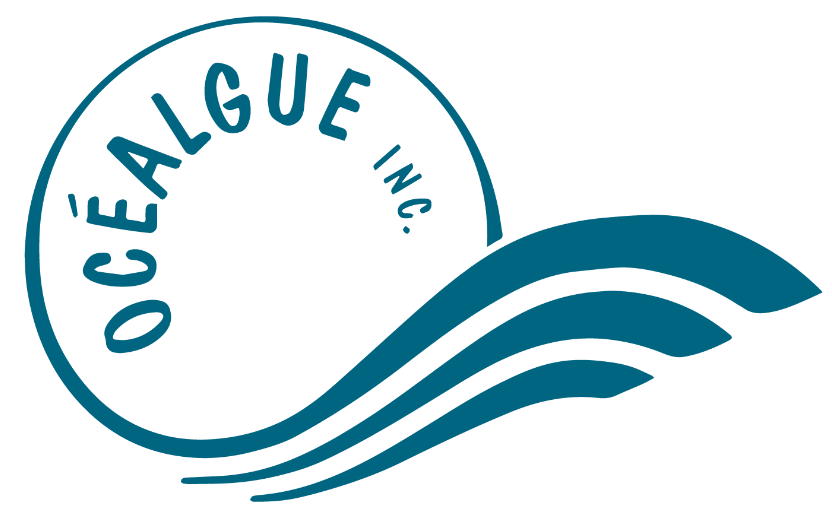 OCEALGUE inc. - Logo Ocealgue bleu - Nav - Image