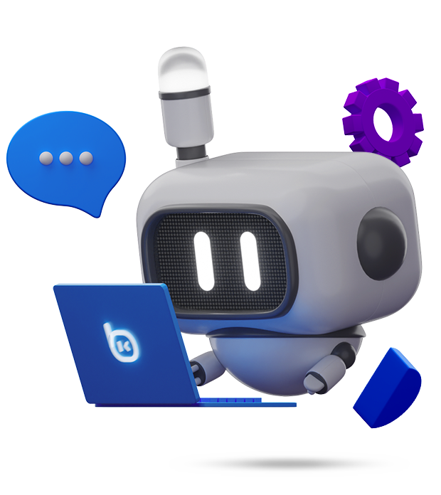 Bailey bot conducting research