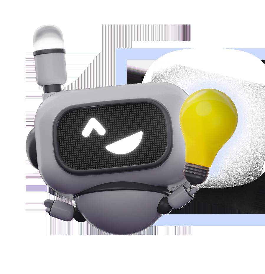 Bailey bot has an idea