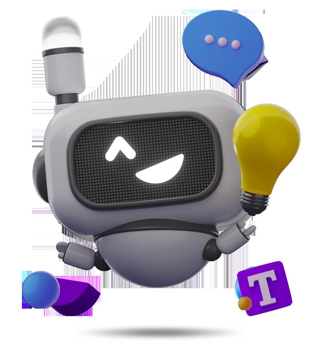 Bailey bot juggling ideas