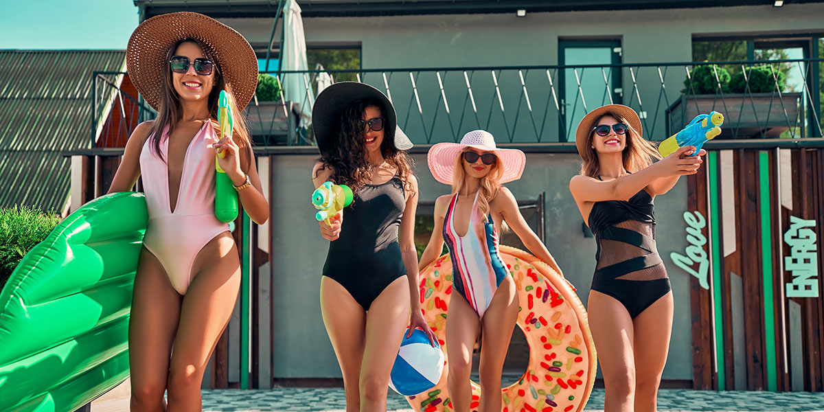 Trading a Tail for a Veil: How to Plan a Mermaid Bachelorette Party