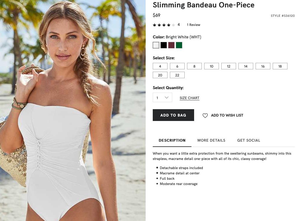 future wife swimsuit