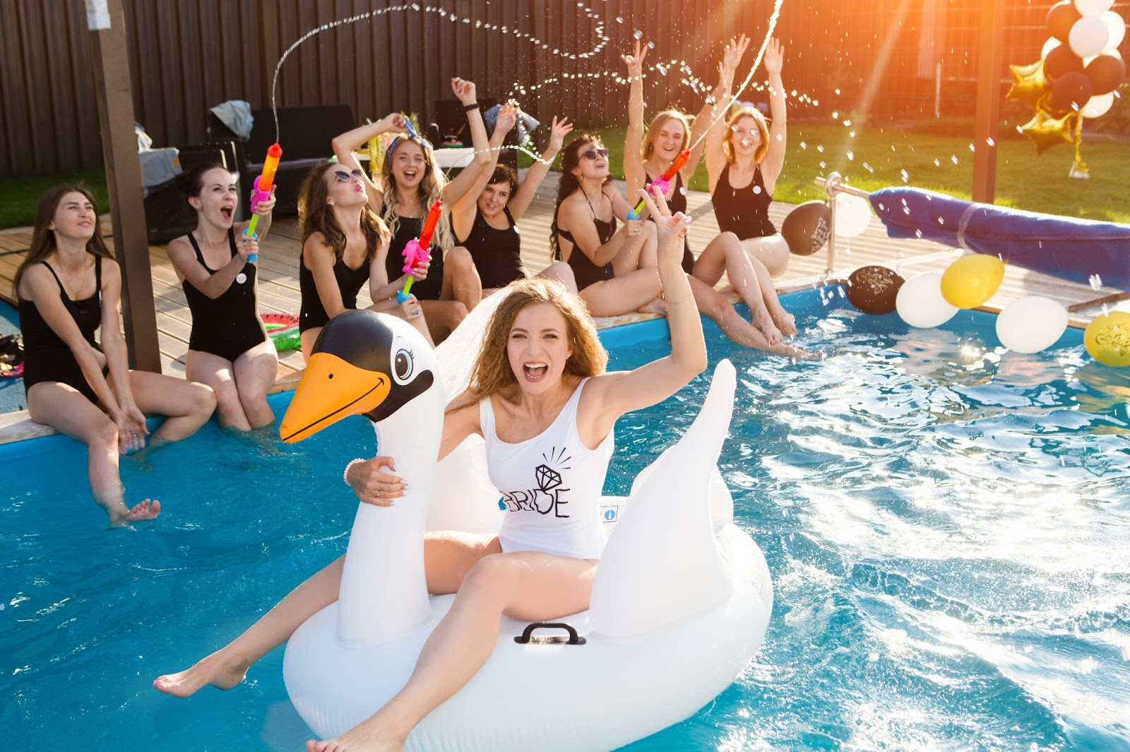 26 Bachelorette Party Swimsuits for Your Bach Bash