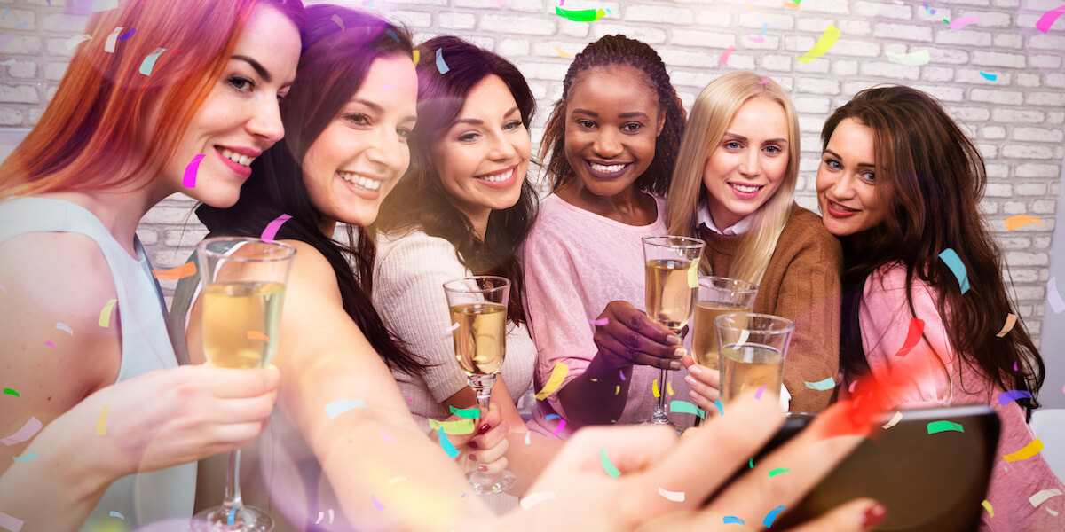86 Bachelorette Party Hashtag Ideas for All Types of Brides