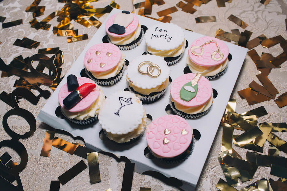 12 Bachelorette Cake Ideas from Fun to Cute to Risqué