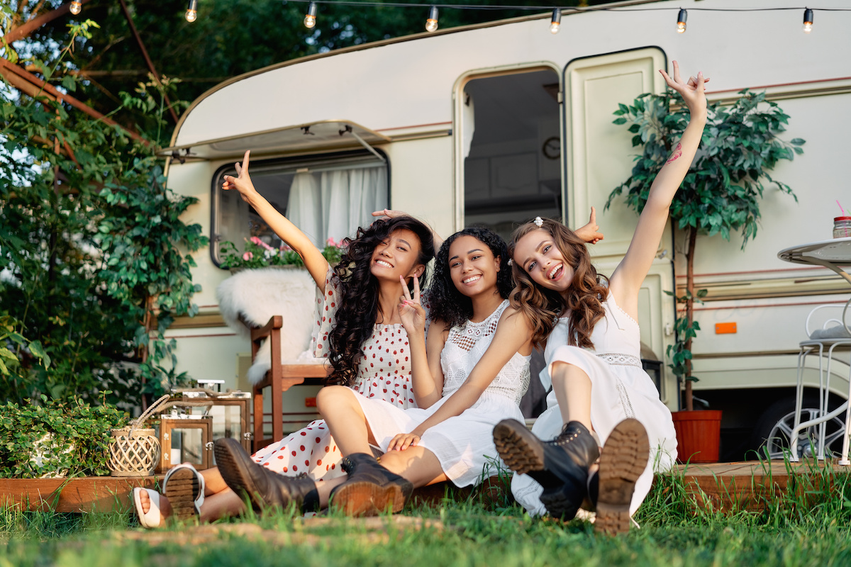 Let's Get Toasted: 24 Ideas for an Epic Camping Bachelorette Party