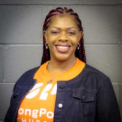 Antoinette Franklin , New Member Class