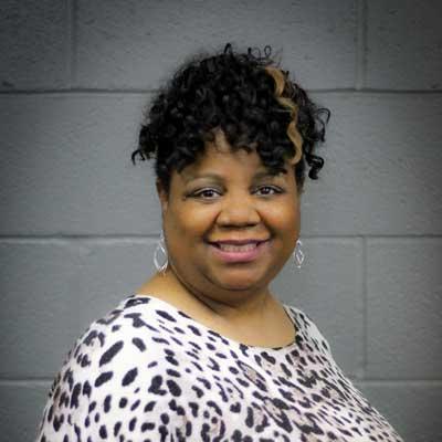 Debbie Harris, Guest Services