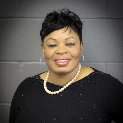 Meesheila Blackwell, Member & Guest Check In