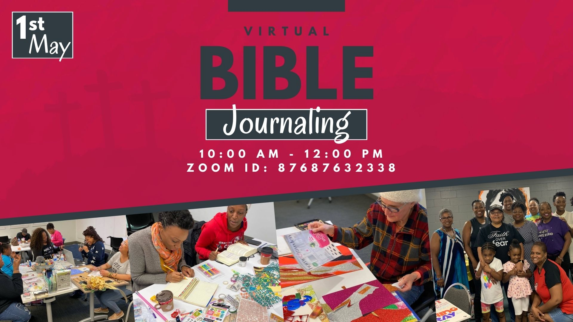 Virtual Bible Journaling