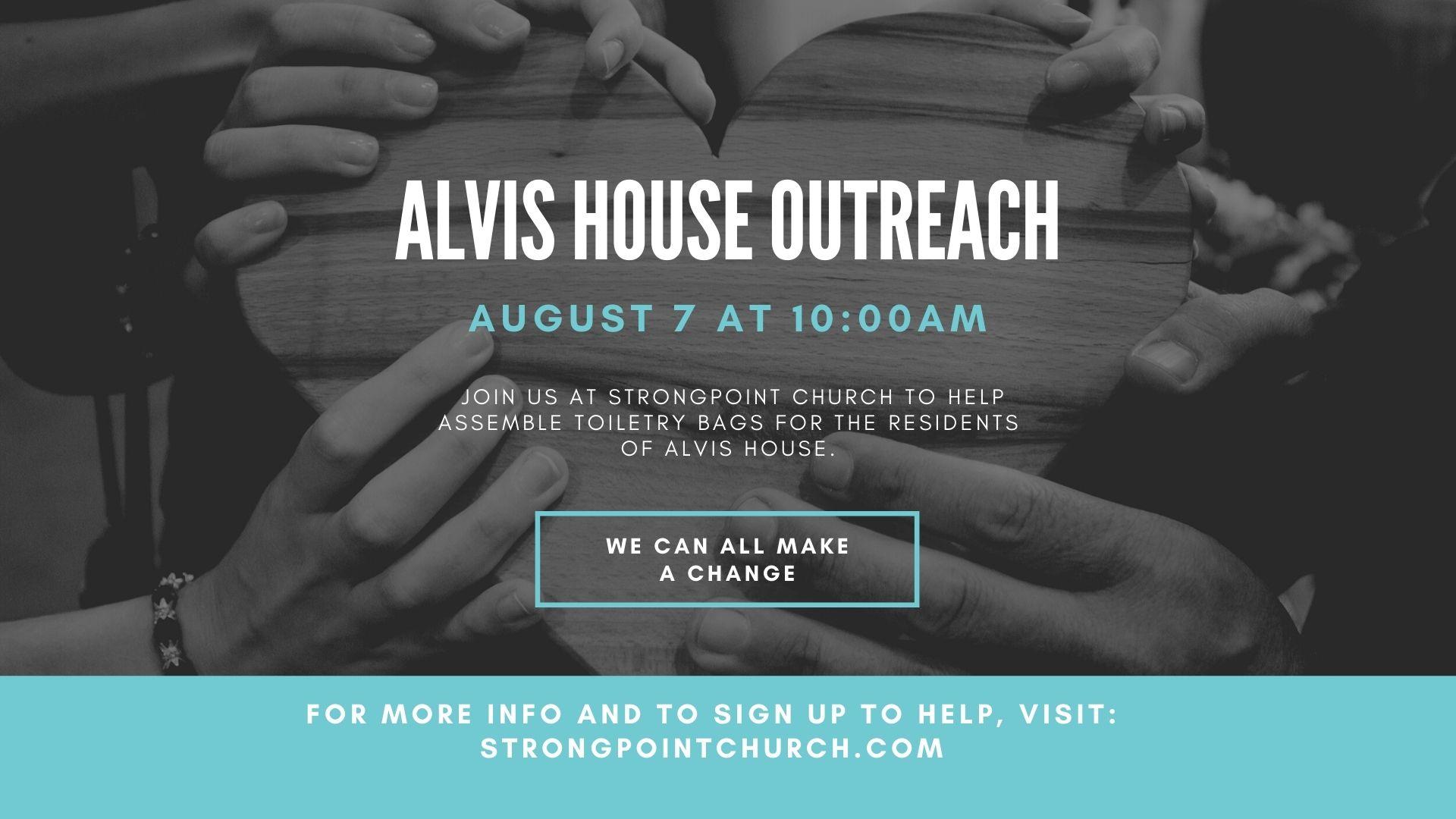 Alvis House Outreach