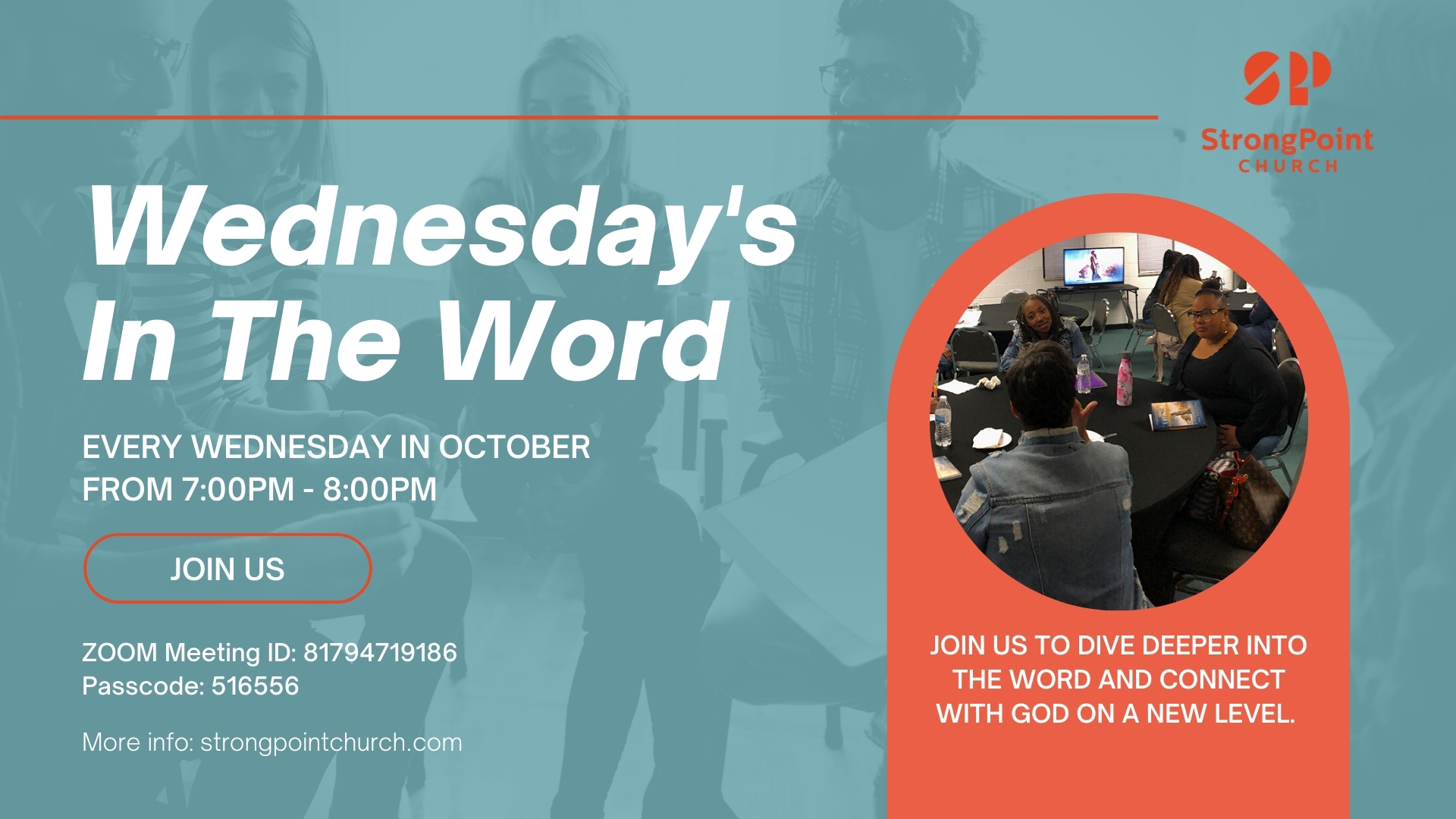 Wednesday in The Word