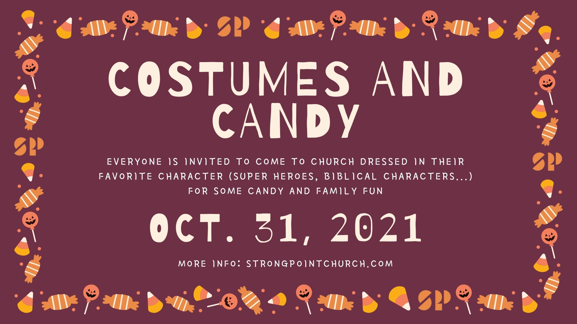 Costumes and Candy