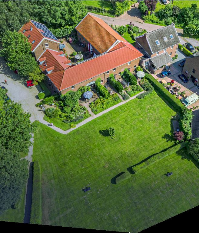 Groepsaccomodatie Vijlen Zuid-Limburg