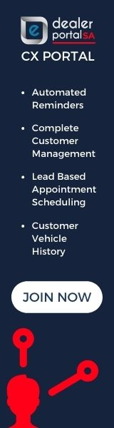 Image banner of advertising for a dealer management platform for dealerships to manage pre-owned and new vehicles