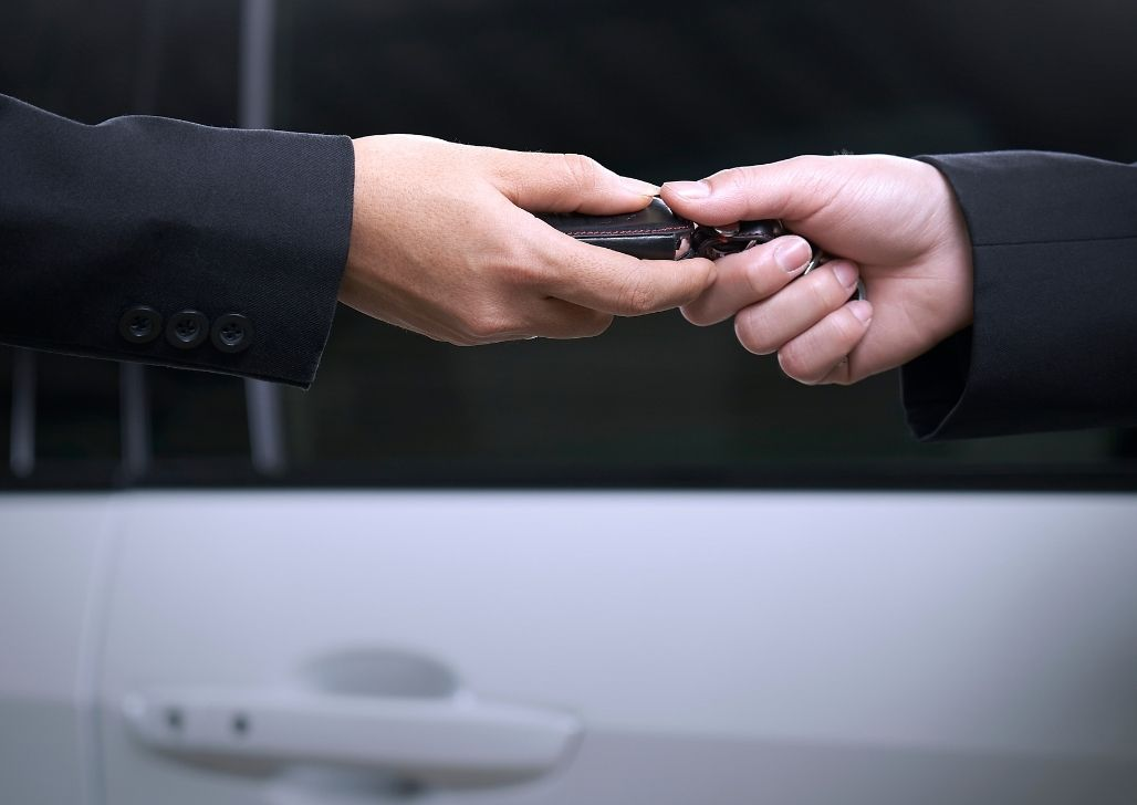 trade your car