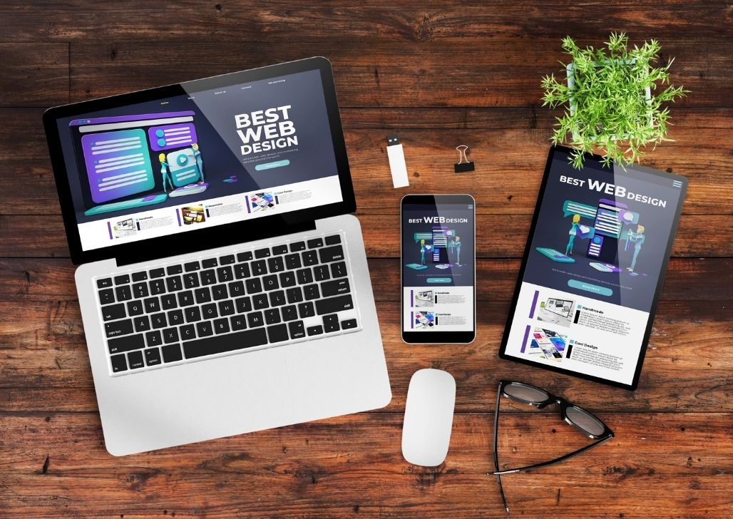 responsive car dealership website