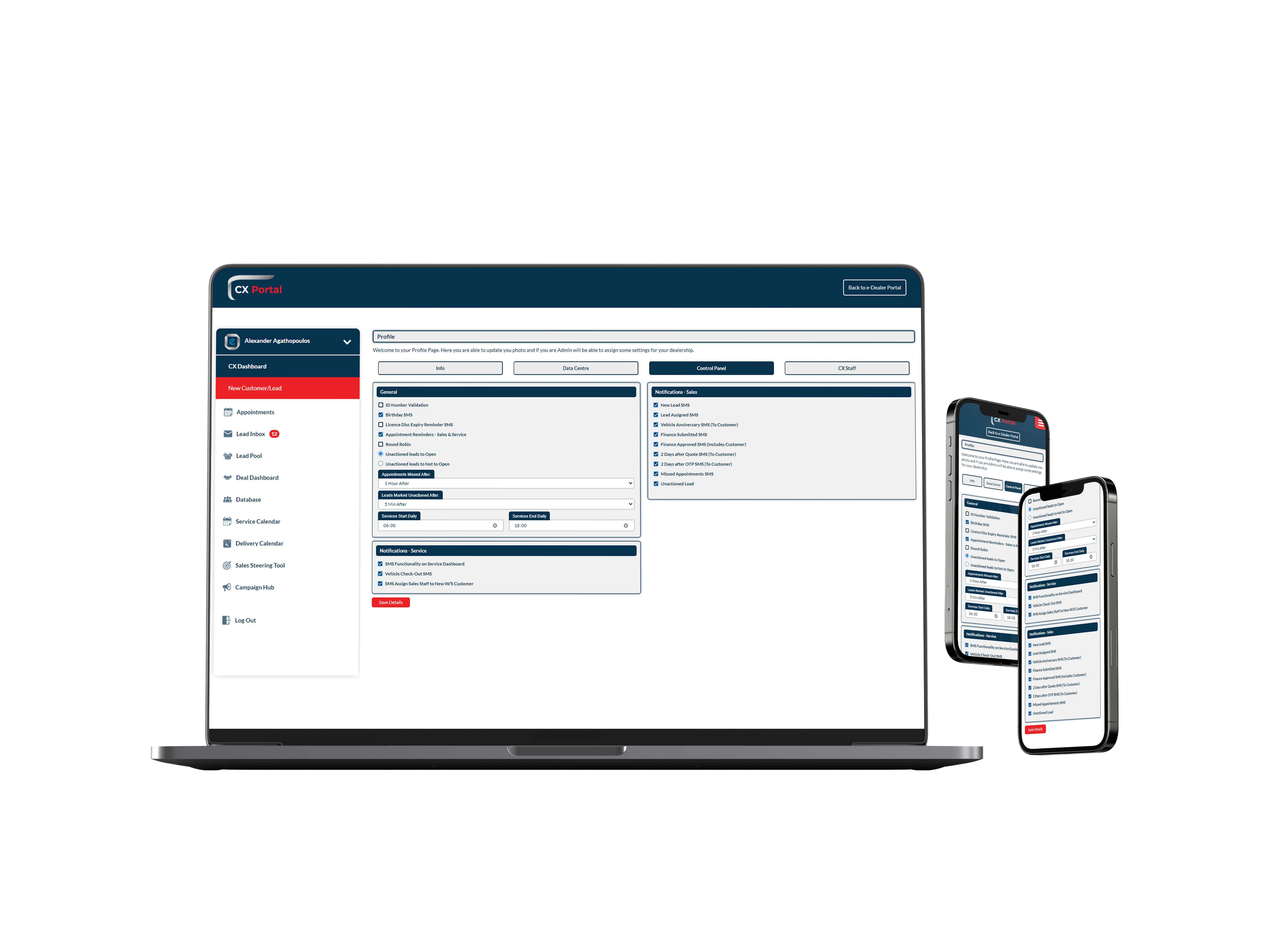 dealership software