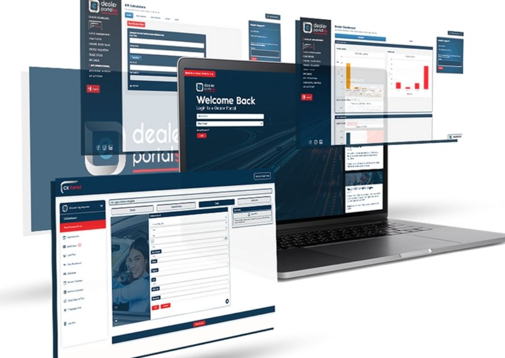 e-dealer portal