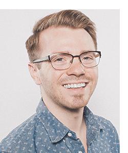 Headshot of Caleb Heisey
