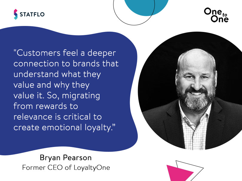 Bryan Pearson on generating emotional loyalty