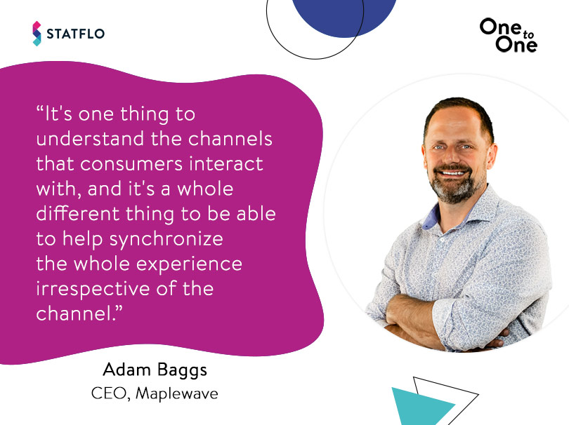 Adam Baggs on implementing omnichannel strategies