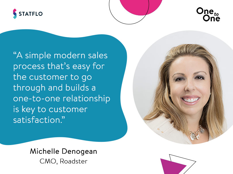 Michelle Denogean on leveraging tech for CX